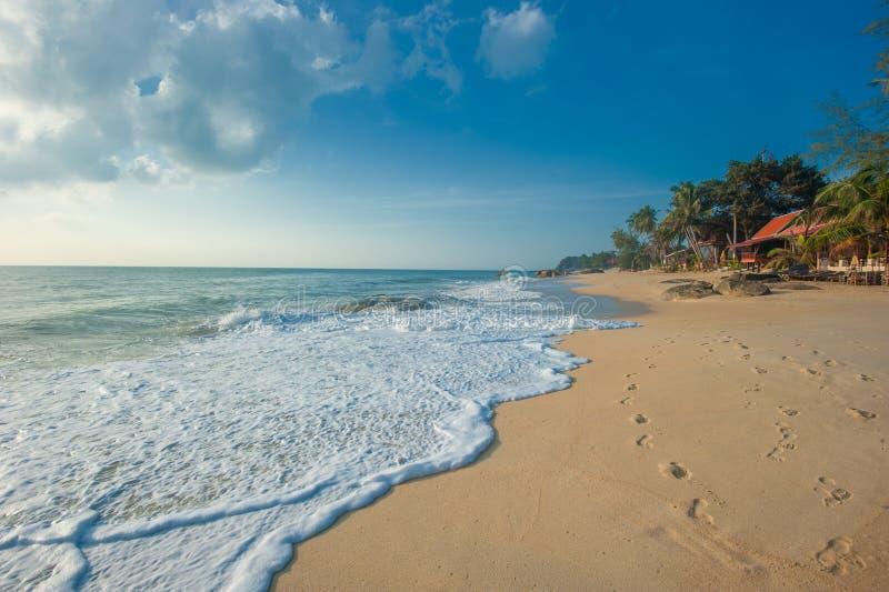 Lamai Beach, Koh Samui, Thailand. Beautiful Lamai Beach, Koh Samui, Thailand stock images