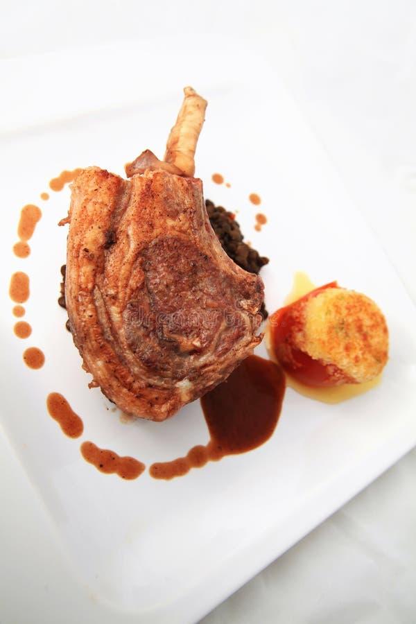 Download Lamb Chop Steak Royalty Free Stock Photo - Image: 22394015