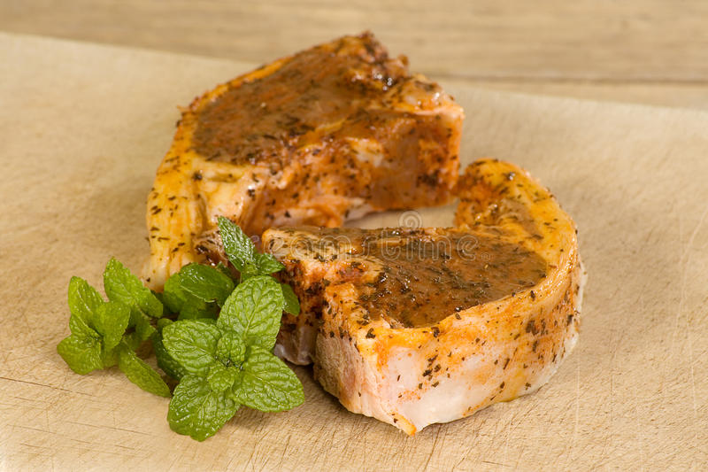 Download Lamb cutlet stock photo. Image of food, ingredient, cutlets - 22509196