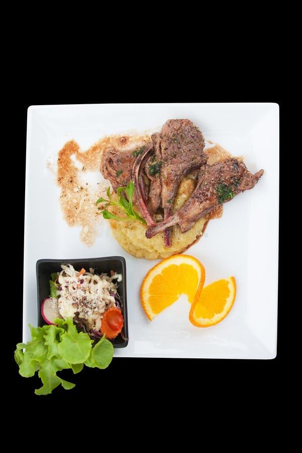 Download Lamb Steak Royalty Free Stock Images - Image: 18848289