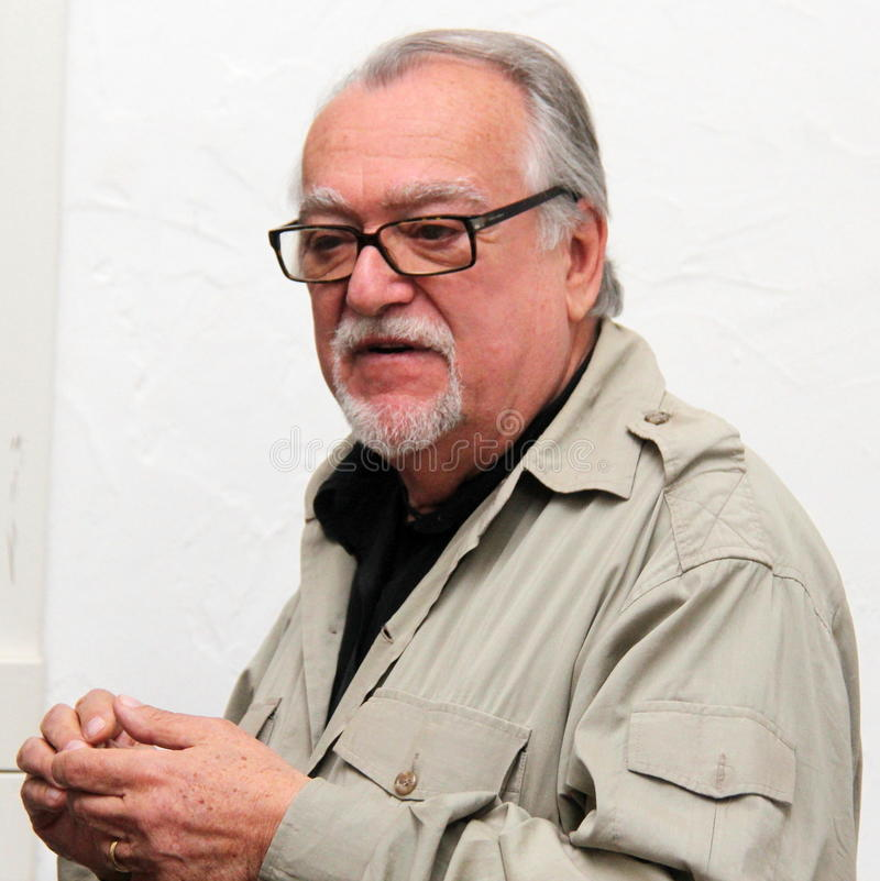 Lamberto Bava film director stock photography