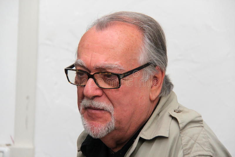 Lamberto Bava film director stock images
