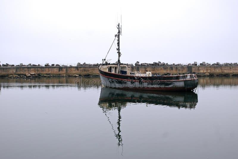 Lambertsbaai港口西开普省南非 库存图片