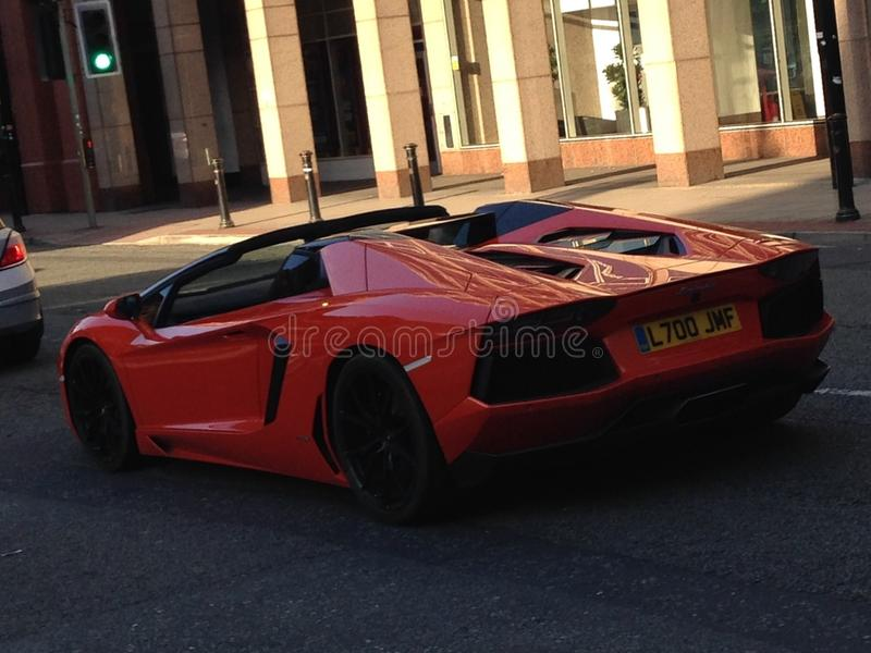 Lambo d'amour de Londres photos stock