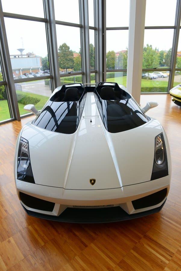 Lamborghini概念S 库存图片