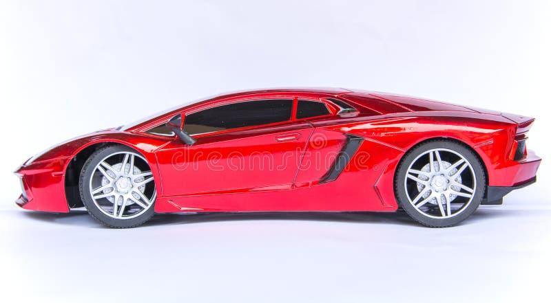 Lamborghini跑车 库存照片