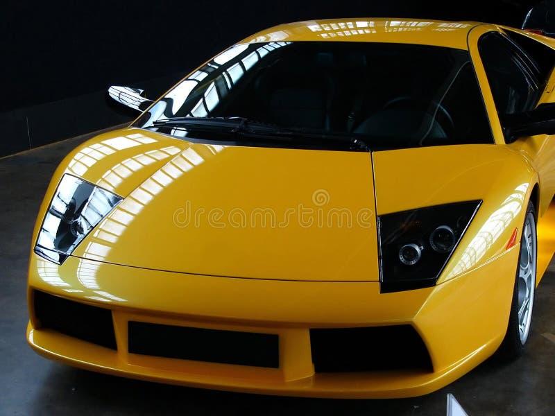 Lamborghini 1 Image libre de droits