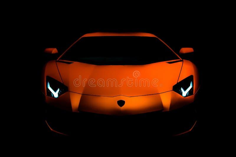 Lamborghini arkivfoton