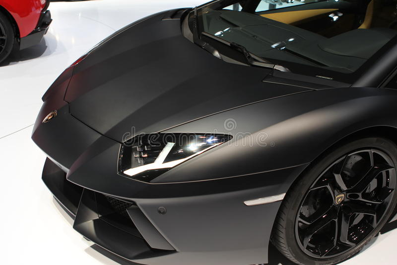 Download Lamborghini On 64rd IAA Editorial Photography. Image Of Horsepower    21304157
