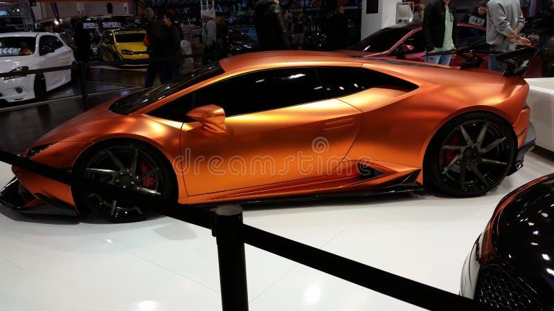 Lamborghini image libre de droits