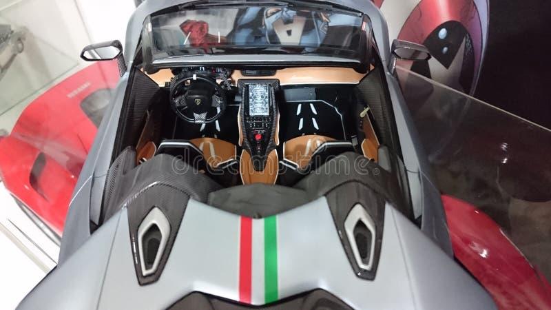 Lamborghini Centenario Tricolore terenówka hypercar obrazy stock