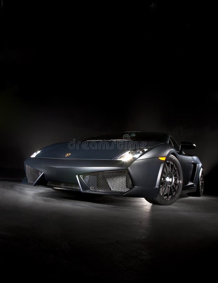 Lamborghini Gallardo image stock