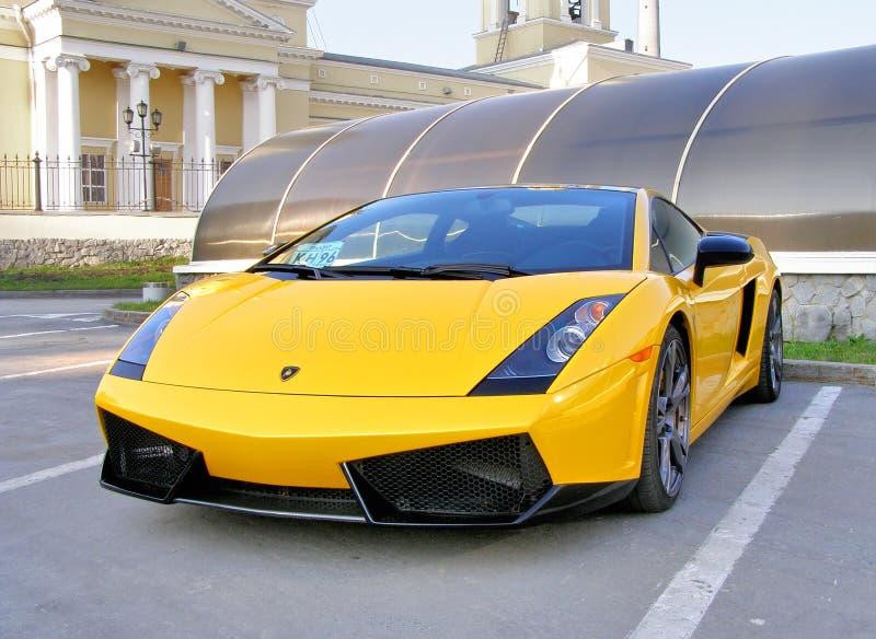 Lamborghini Gallardo photo stock