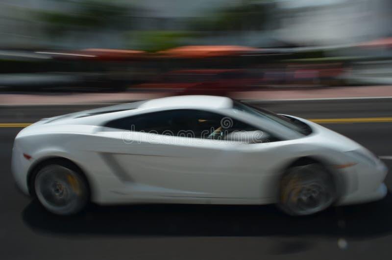 Lamborghini Gallardo imagem de stock royalty free