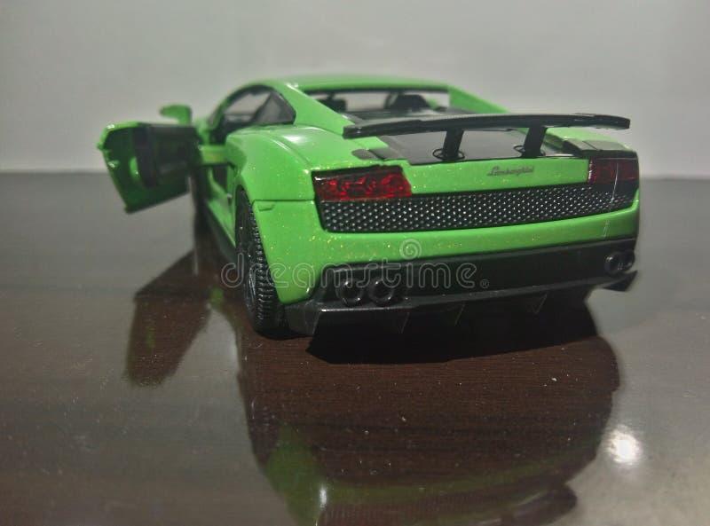 Lamborghini-gallardo Rückseite stockfotos