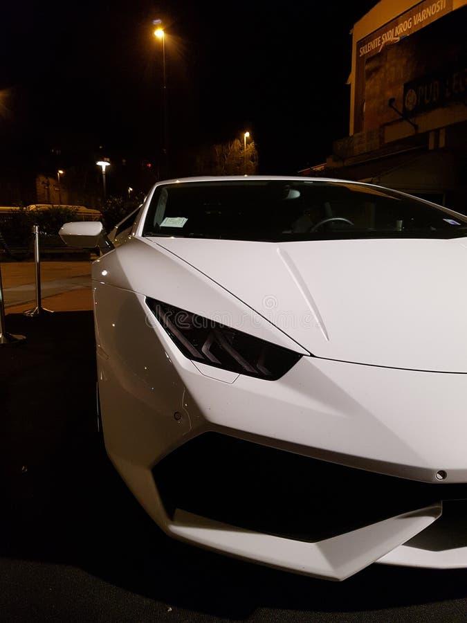 Lamborghini Huaracan στοκ φωτογραφία με δικαίωμα ελεύθερης χρήσης