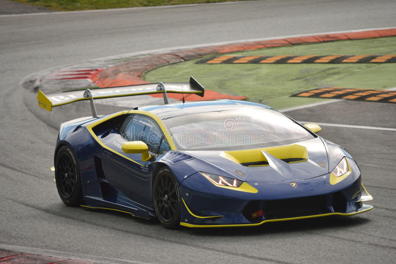 Download Lamborghini Huracán Super Trofeo 2016 At Monza Editorial Stock  Image   Image Of Event,