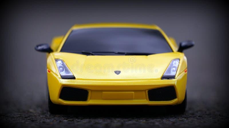 Lamborghini Miniature Free Public Domain Cc0 Image