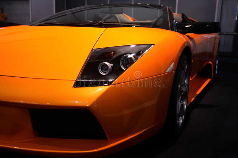 Lamborghini Murcielago image stock
