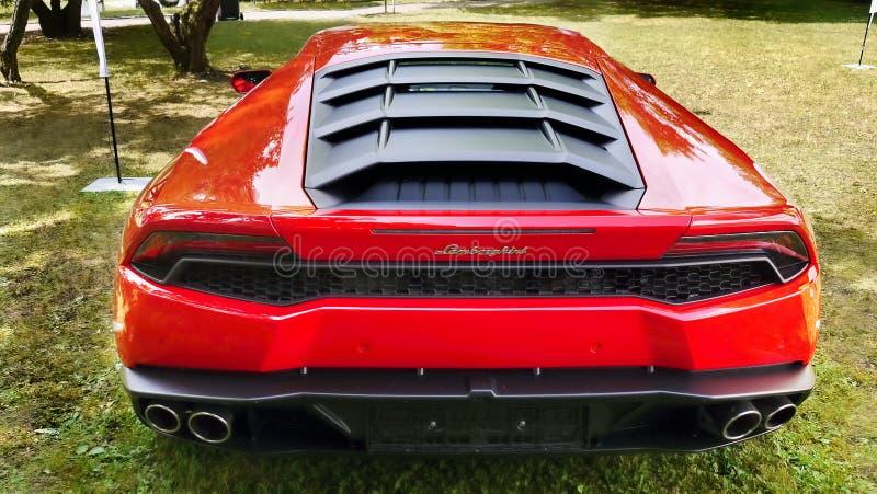 Lamborghini, Sports Car, Super cars royalty free stock image