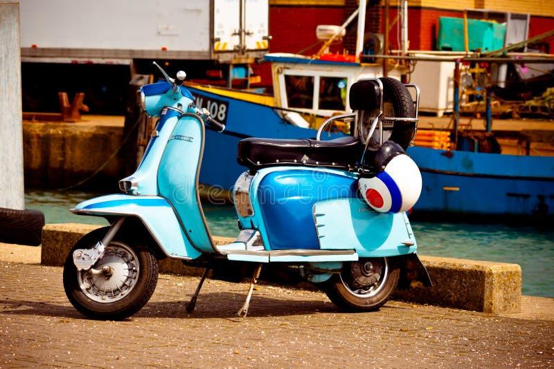 Download Lambretta At The Fish Docks Editorial Image - Image: 24496895