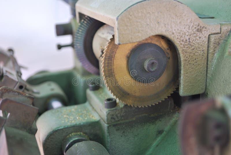 Lame per il taglio di metalli fotografia stock libera da diritti