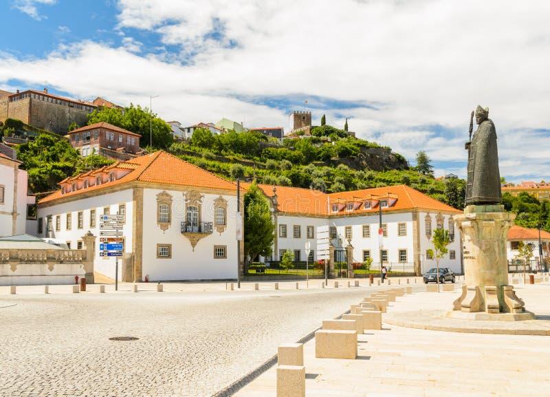 Lamego, Portugal imagens de stock