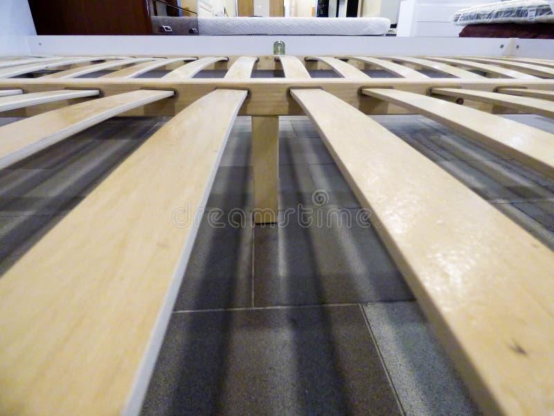 Lamelle di legno fotografia stock libera da diritti