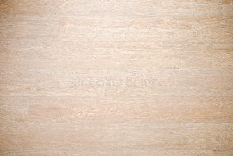 Lamellenförmig angeordneter parquete Boden stockbild