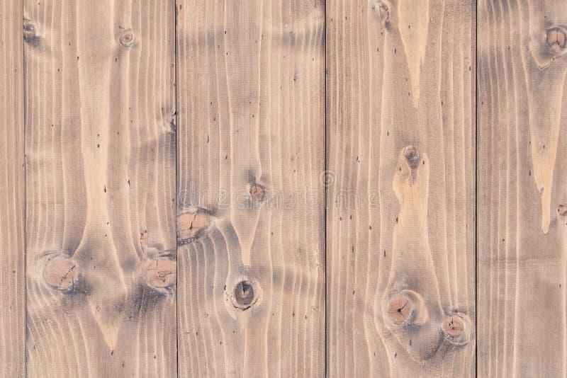 Lamelles brun clair verticales Fond photo libre de droits