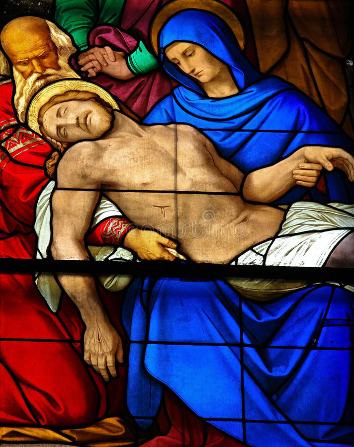 Download Lamentation of Christ stock image. Image of faith, mourning - 16886123