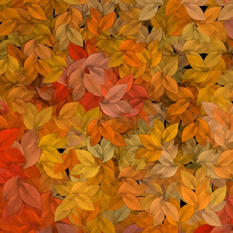 Download Lames d'automne illustration stock. Illustration du nature - 732805