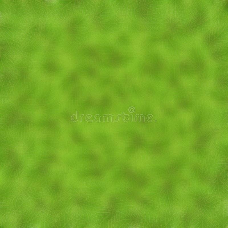 Lames vertes pour le fond illustration de vecteur