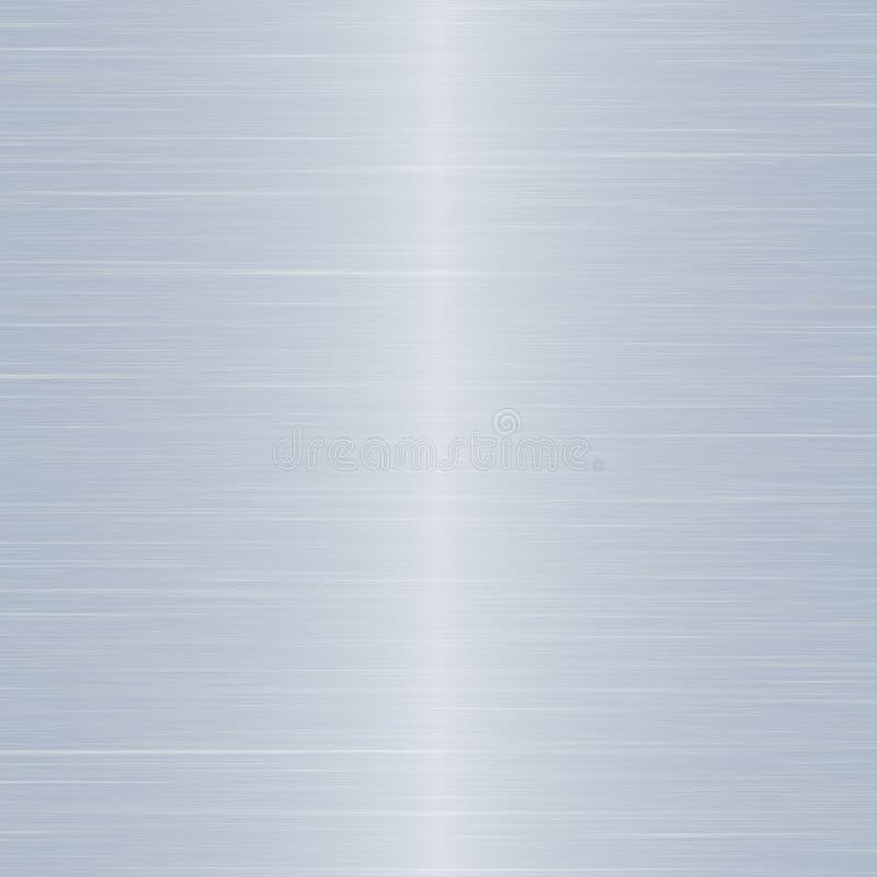 Lamiera metallica in acciaio inossidabile ad effetto d'argento immagine stock libera da diritti