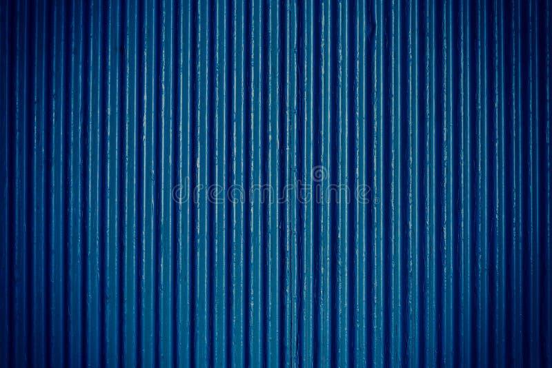 Lamiera sottile ondulata dei blu navy immagine stock