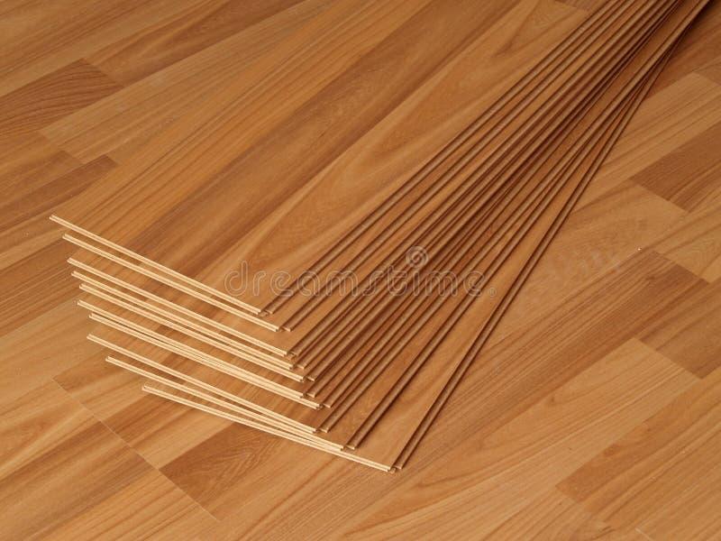 Laminate flooring stock images