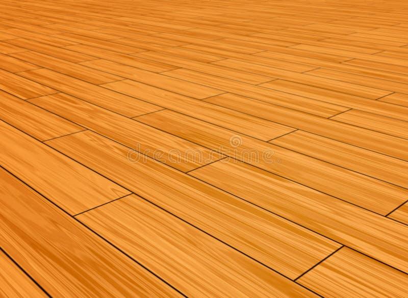 Laminate flooring background vector illustration
