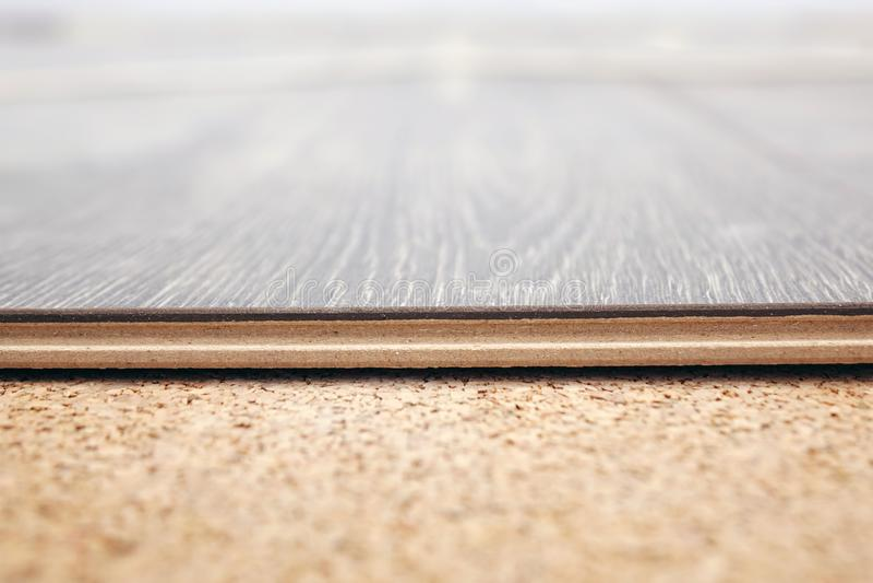 Laminate Flooring. improvement,. Laminate Flooring. improvement construction hardwood stock photos