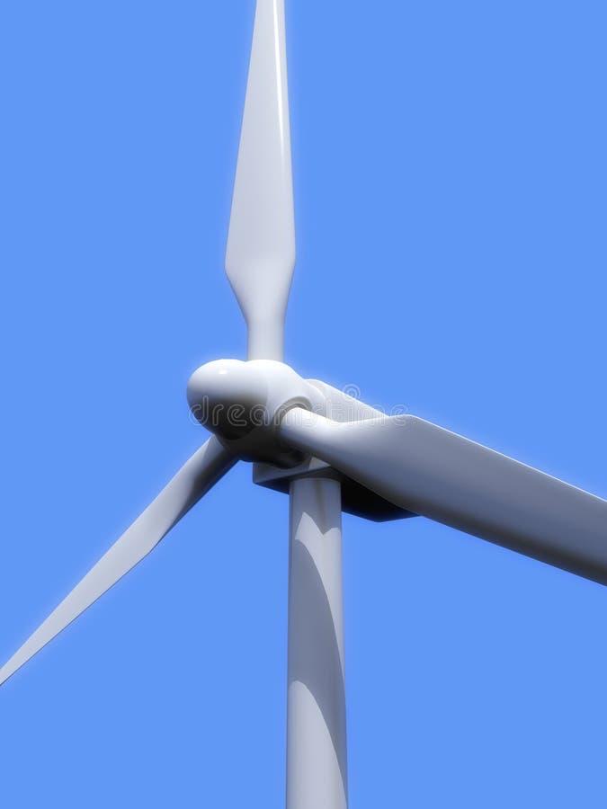 Laminatoio di vento immagine stock