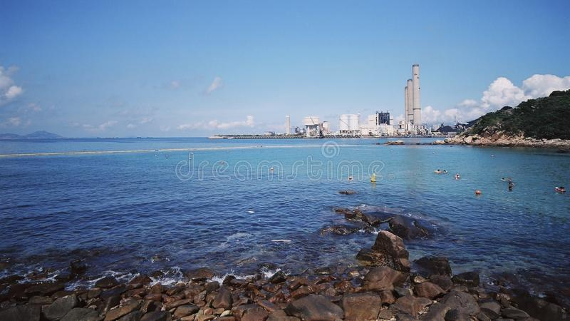 Lamma Island, Hong Kong Stock Photography