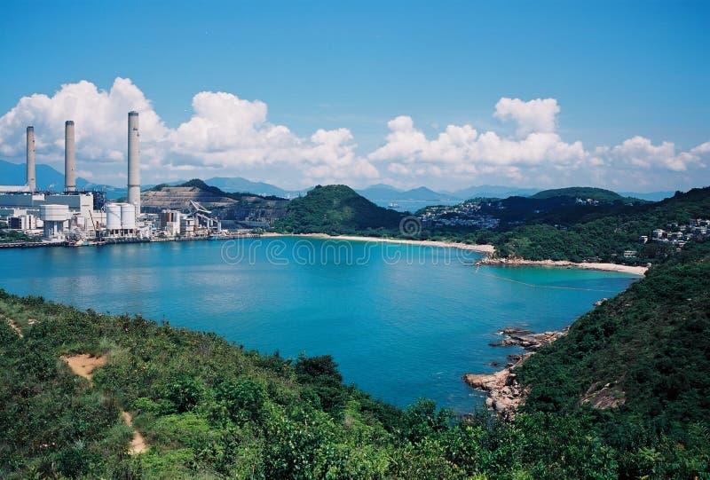 Lamma Island, Hong Kong Royalty Free Stock Photography
