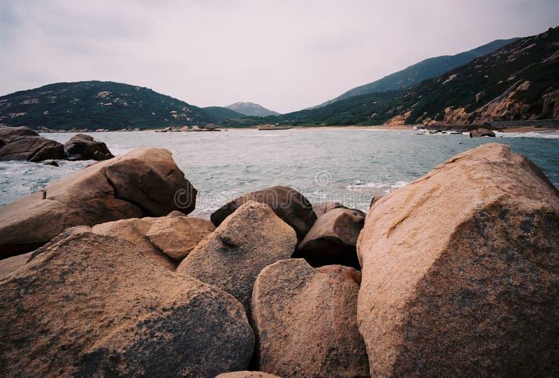 Lamma Island, Hong Kong Royalty Free Stock Photo