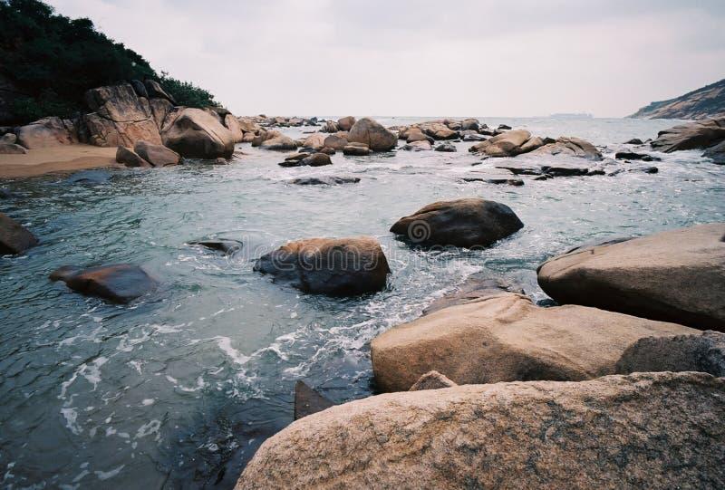 Lamma wyspa, Hong Kong fotografia stock