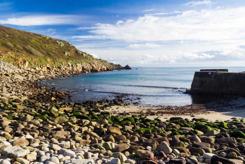 Download Lamorna Cove Cornwall stock photo. Image of seaside, england - 28255708