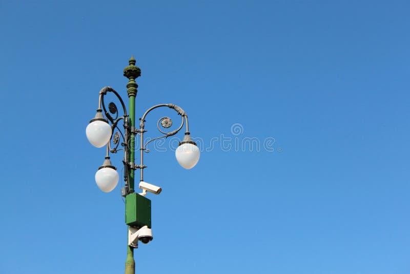 Lamp royalty-vrije stock foto