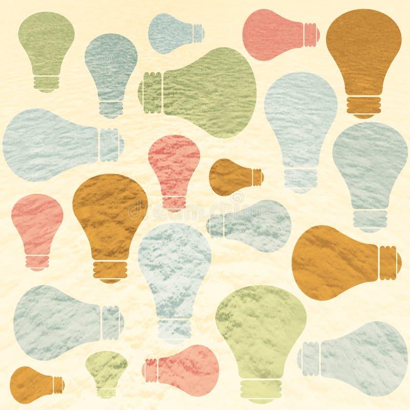 Download Lamp background stock illustration. Image of pattern - 26624100