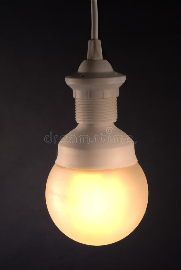 Download Lamp on a black background stock photo. Image of lamp - 13534672