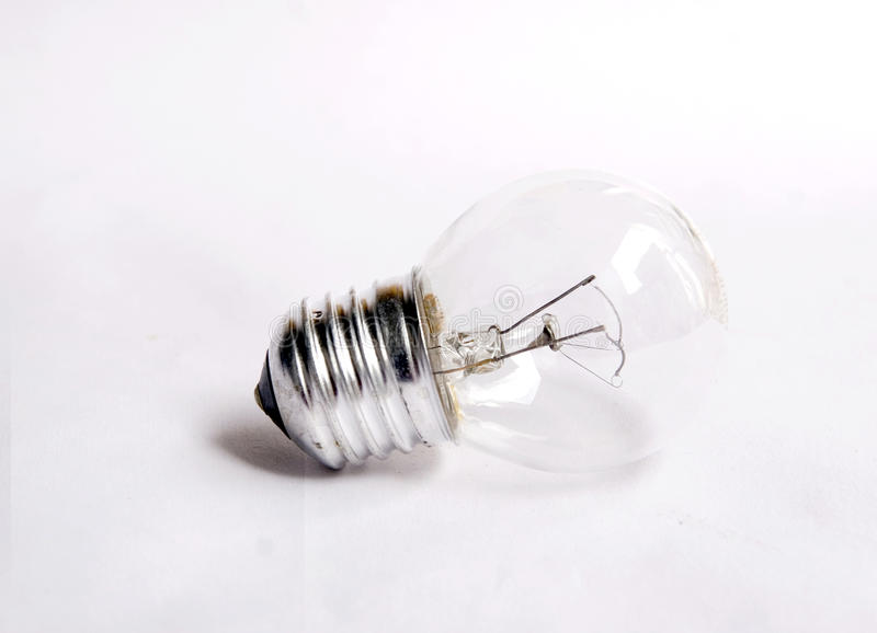 Lamp Bulb Stock Photography