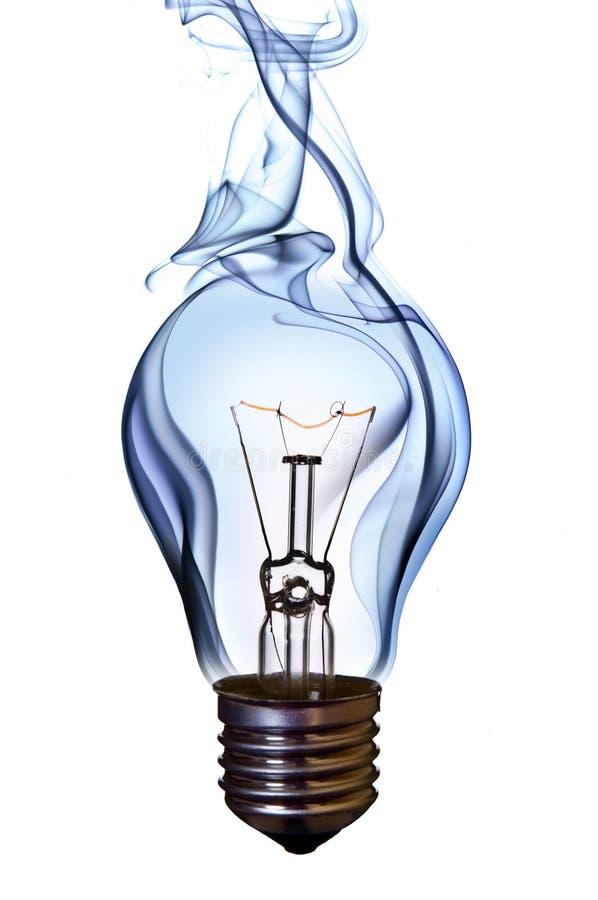 lamp bulb stock photography