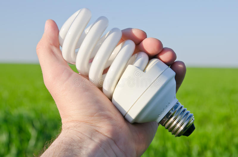 Download Lamp In Hand Stock Photos - Image: 20022963